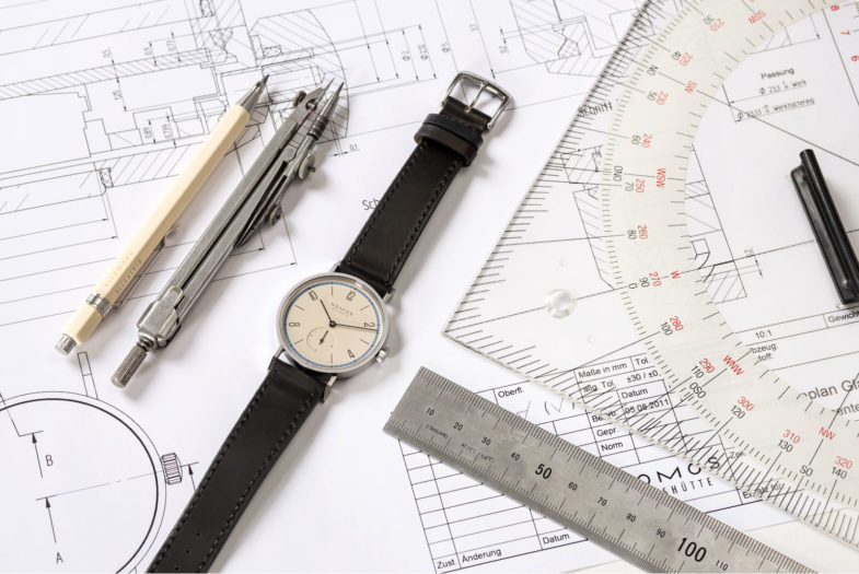 Ограниченное издание Nomos – A Century of Bauhaus