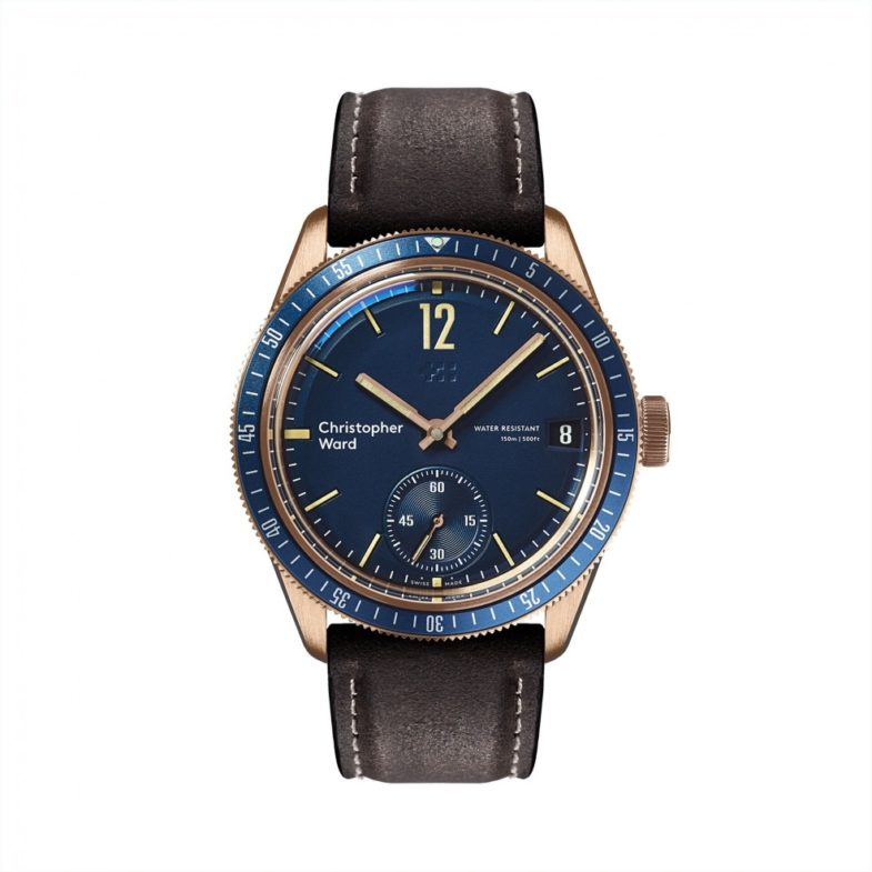 Christopher Ward C65 Trident Bronze SH21 Limited Edition