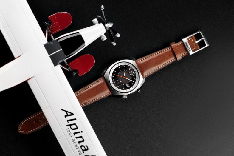 Коллекция пилотов в стиле 70-х от Alpina