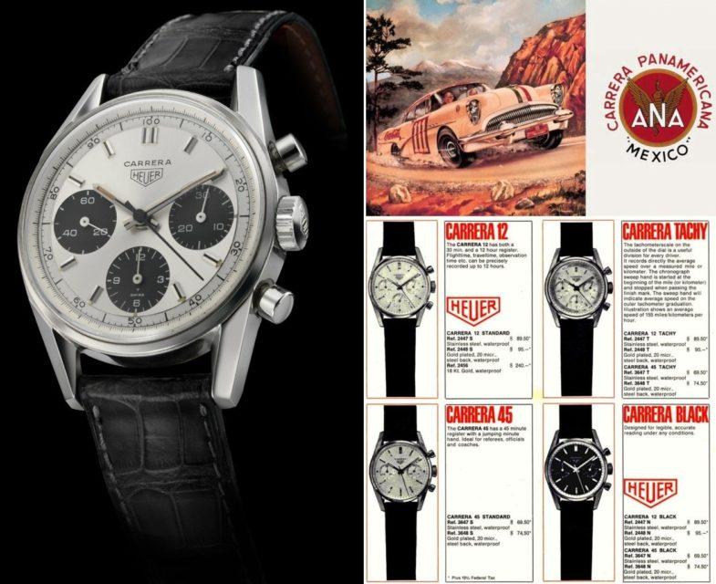Спортивный хронограф Dan Henry 1964 Gran Turismo