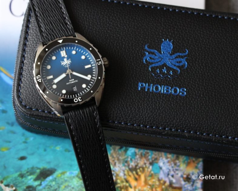 Phoibos Eagle Ray PY017A - лучше, еще лучше