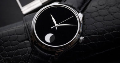 H. Moser & Cie Endeavour Perpetual Moon Concept
