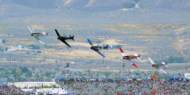 Пилотская лимитка от Oris в честь Reno Air Races