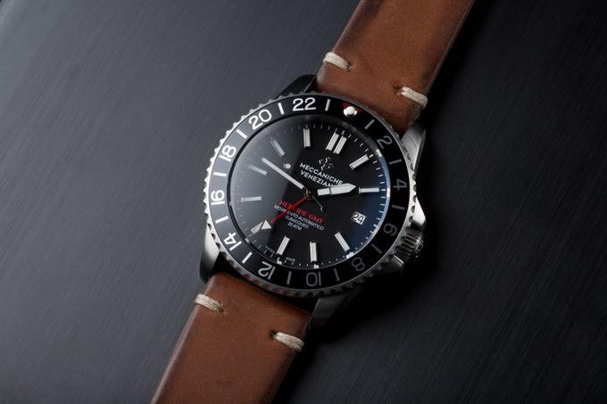 Meccaniche Veneziane Nereide GMT - кампания Kickstarter успешно стартовала