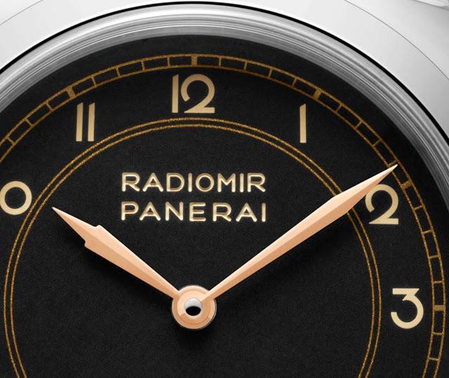Officine Panerai - Radiomir 1940 3 Days Acciaio PAM790 и PAM791