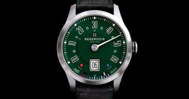Reservoir Longbridge British Racing: часы-прибор
