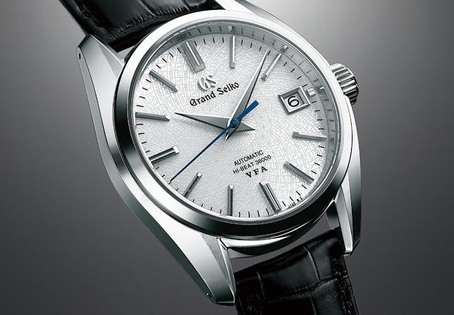 Grand Seiko Caliber 9S 20th Anniversary Limited Editions