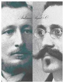 Большая Тройка: Audemars Piguet