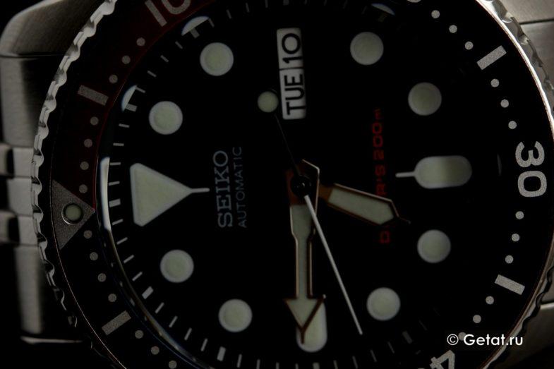 И все же без Seiko SKX009 моя коллекция была неполной!