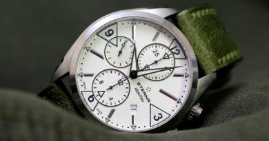 Обзор Eterna Kon Tiki Chronograph
