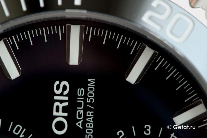 Обзор Oris Aquis Chronograph: почему их хочется взять в коллекцию?