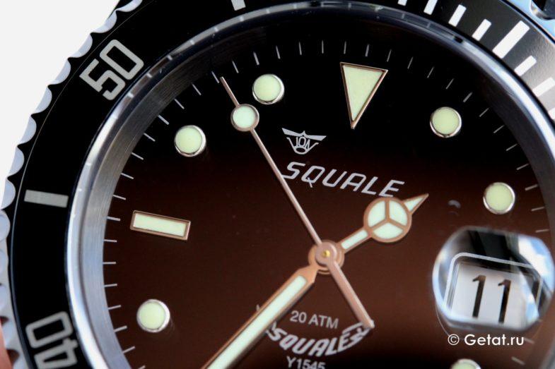 Зачем я купил себе Squale у TheUrbanGentryChannel? Это же лучший хомаж Submariner, да?