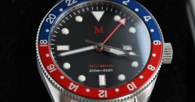 McManus Watches - от фаната Амфибии из Ирландии
