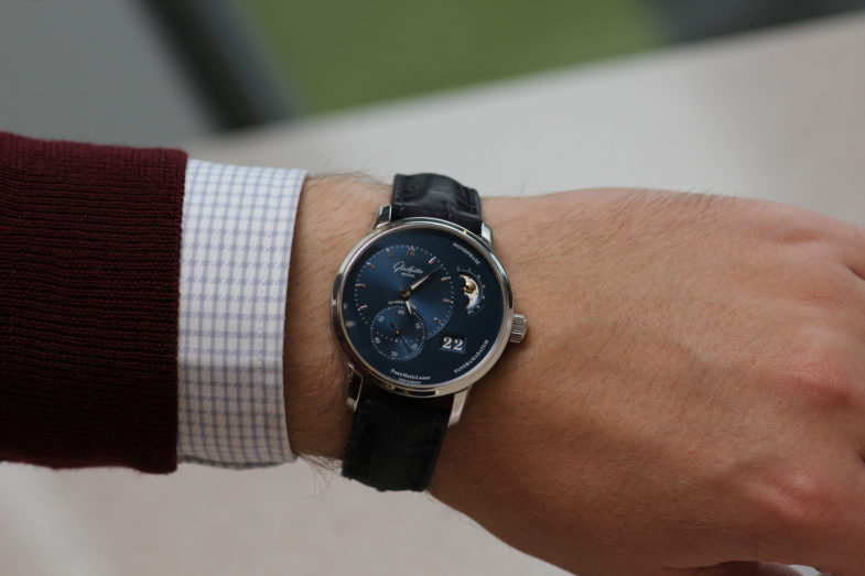 PanoMatic Lunar от Glashütte Original