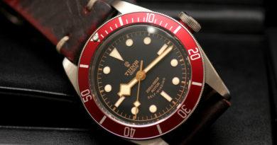 Tudor Black Bay. Red bezel в центре внимания