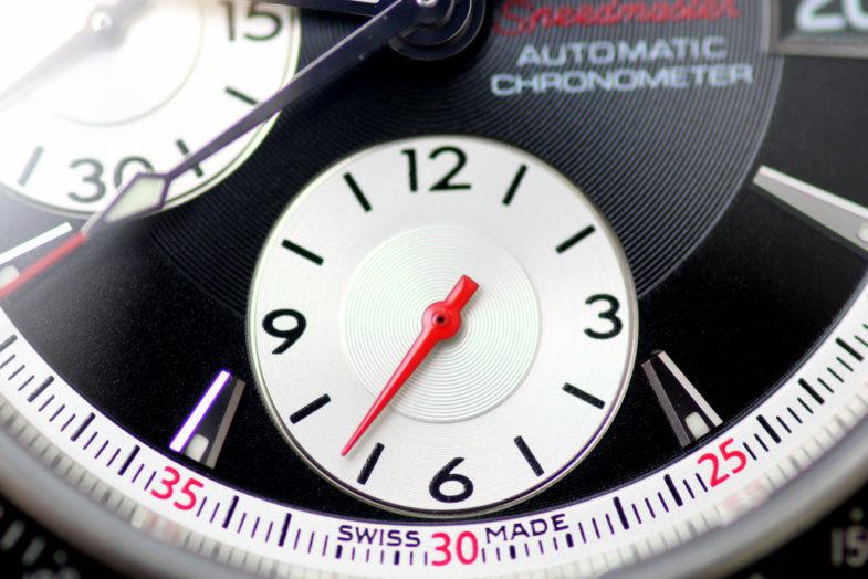 Omega Speedmaster. Хронограф-панда