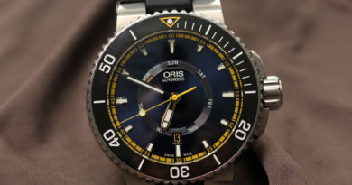 Обзор Oris Great Barrier Reef Limited Edition II