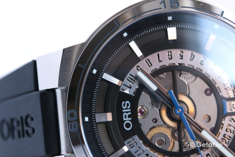 Oris Williams Engine Date. Обзор спортивного скелетона