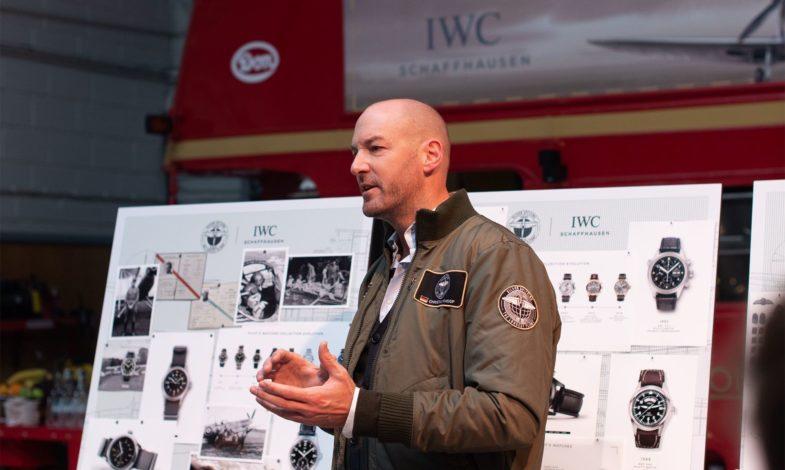 Четыре новинки IWC, выпущенные к SIHH 2019