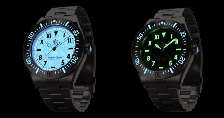 Часы от NTH Watches по мотивам редчайших Rolex