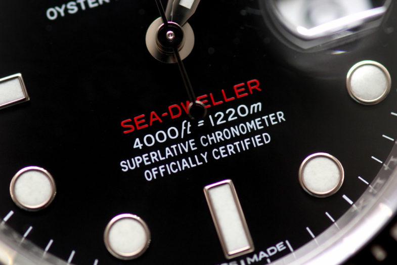 Обзор Rolex Sea Dweller. Сторонний взгляд