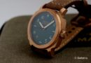 Месяц с Gruppo Gamma Vanguard Retro Bronze — обзор часов