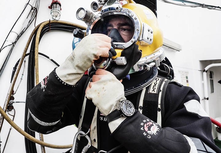 Oris ProDiver Dive Control – наручный Левиафан