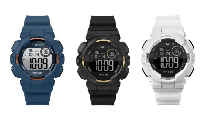 Бюджетная электронная серия Timex DGTL