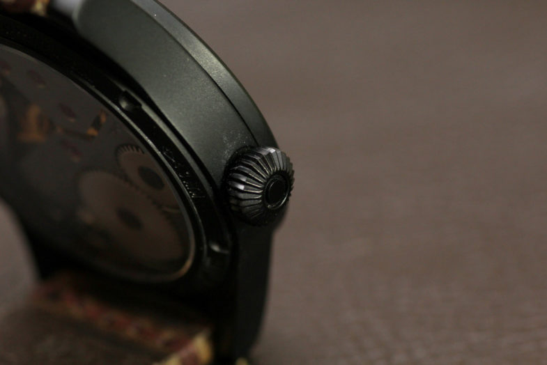 Steinhart Military 42 Handwinding Black. Честно о главном - 3