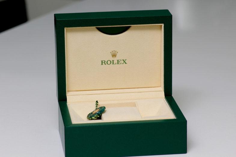Rolex Explorer 1. Бюджетный исследователь