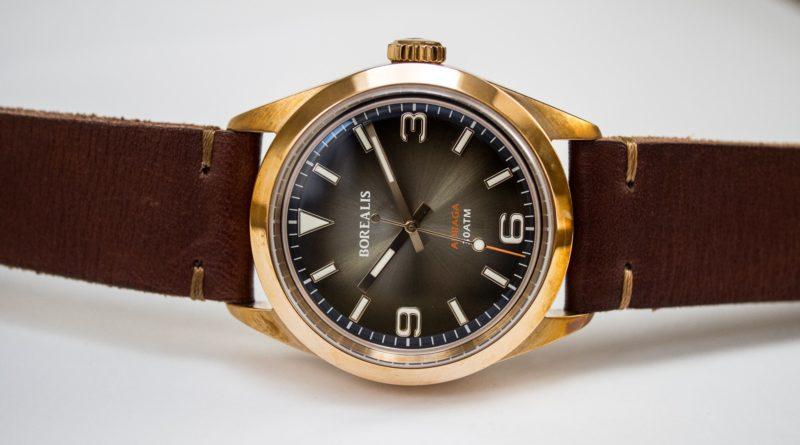 Borealis Adraga – бронзовый хомаж Explorer-а