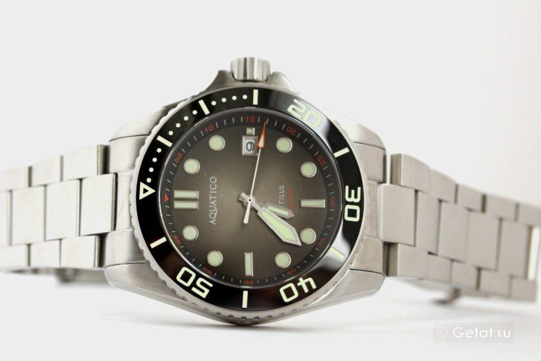 Aquatico Nautilus II - много часов за мало денег