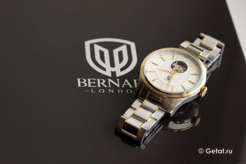 Bernard London - первый обзор часов нового британского бренда