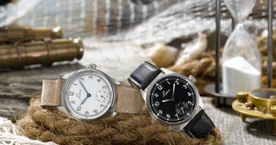 Новинка от Laco в стиле часов Kriegsmarine