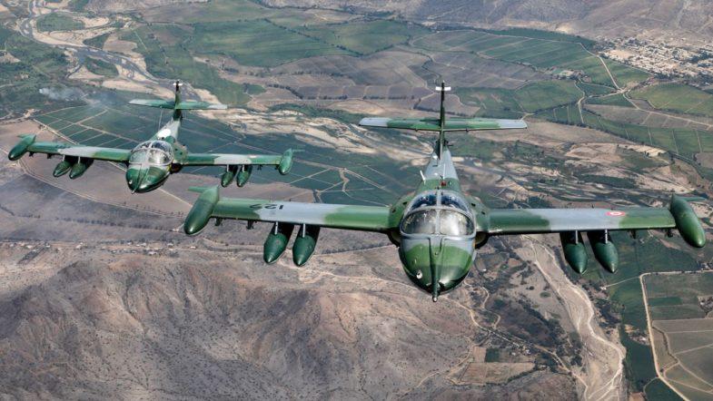 Часы пилотов ВВС Перу