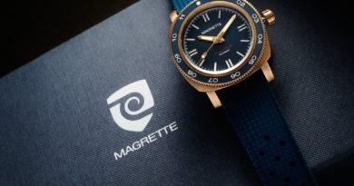Новый «бронзовичок» от Magrette - Moana Pacific Waterman Bronze