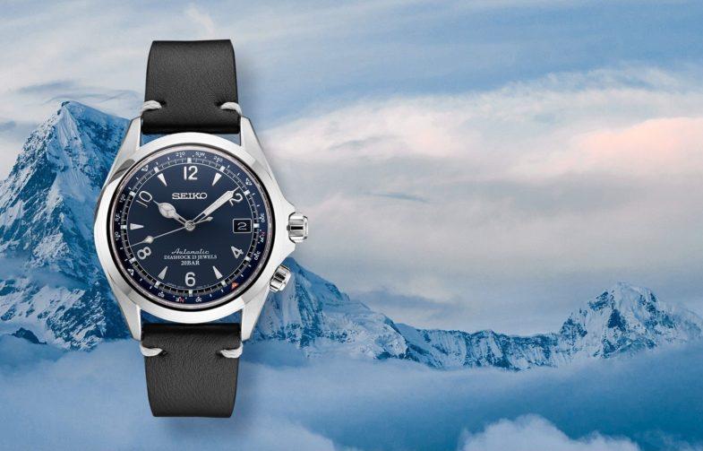 Новый цвет Seiko Alpinist, но только для США