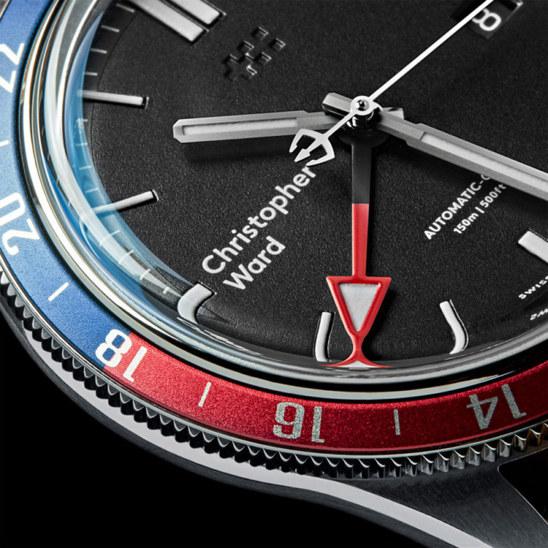 Christopher Ward C65 Trident GMT
