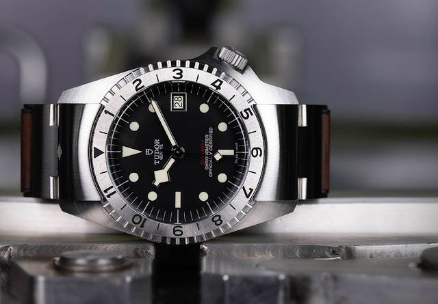 Baselworld 2019: все в шоке от Tudor Black Bay P01