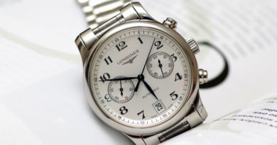 Longines Master Collection. Обзор хронографа