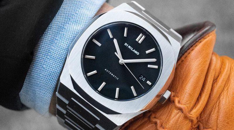 Больше, чем оммаж. Как часы D1 Milano работают с дизайнерской классикой