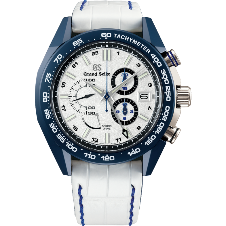 Grand Seiko GT-R 50th Anniversary Limited Edition Spring Drive Chronograph GMT