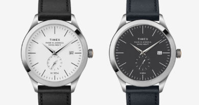 Timex American Documents #001 - Made in America