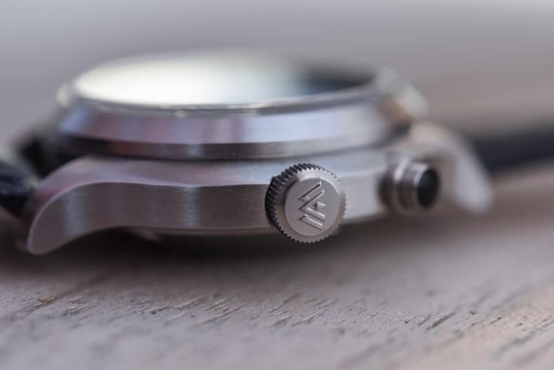 Хронограф-монопушер от Vertex
