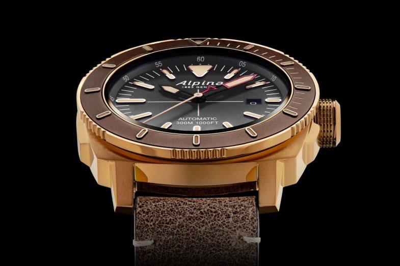 Новинки коллекции Alpina Seastrong