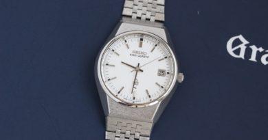 King Seiko - 40-летние часы, которые выглядят лучше твоей Омеги
