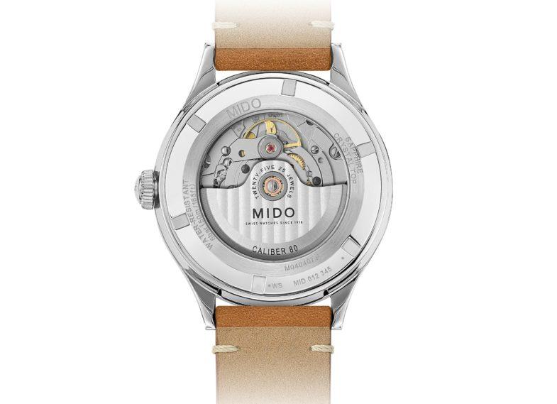 Mido Patrimony – новичок коллекции Multifort