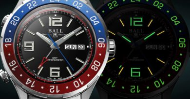 Ball Roadmaster Marine GMT