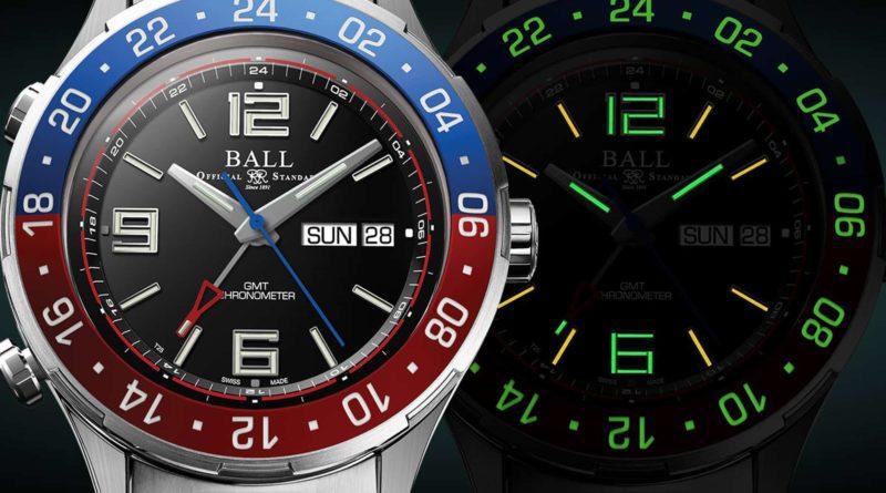 Ball Roadmaster Marine GMT