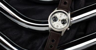Винтажные хронографы в стиле «панда» от Monsieur Watches